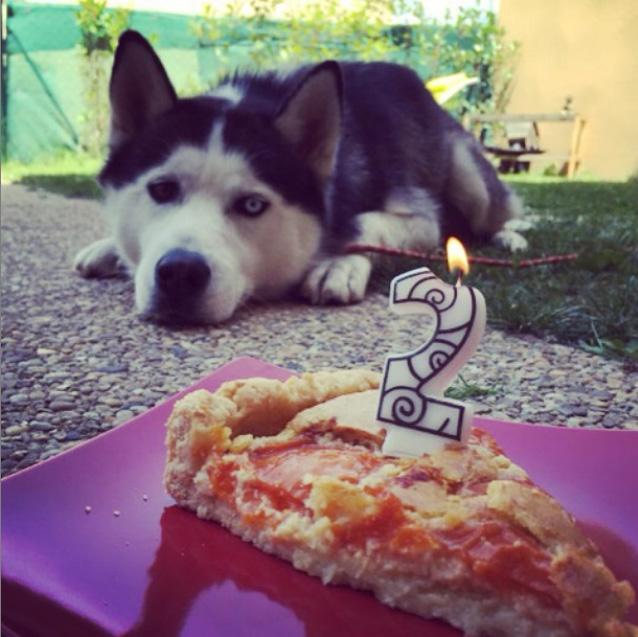 Happy Birthday Eïko !